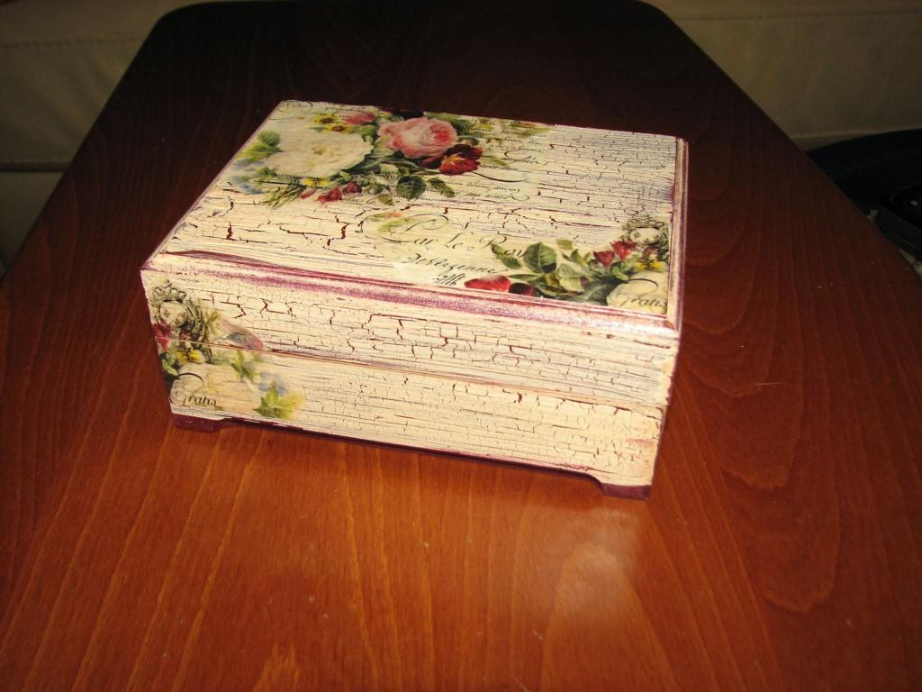 krakl dekupaz kutija