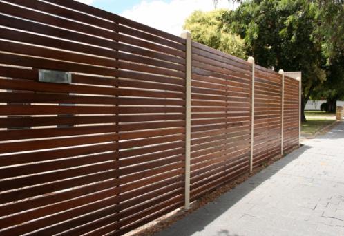 ravna ograda